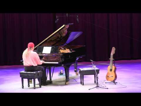 Egberto Gismonti performs