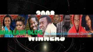 vuclip MALAWI Web Awards Winners (2008)