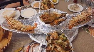 Обзор ресторана морепродуктов в Шарм-эль-шейхе. Fares Seafood Sharm El Sheikh, Egypt
