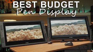 Best Budget Drawing Pen Monitor Tablet