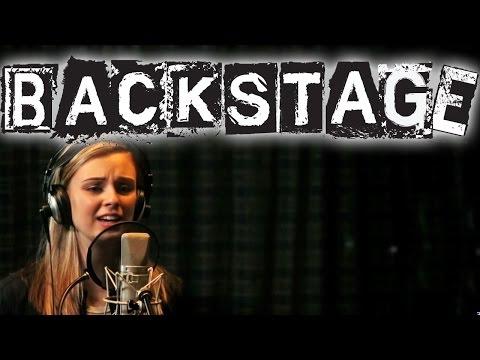 BACKSTAGE - Aviva Mongillo: Shoot Me Down | Disney Channel Songs