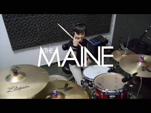 Into Your Arms - THE MAINE (Pierre Maskaro - Drums)