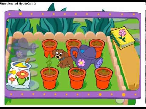 เกมส์หมาน้อยปลูกผัก