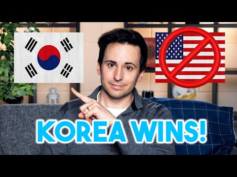 Why the Korean Healthcare System is Better than America's