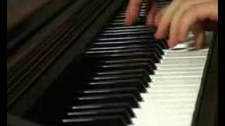 The Unforgiven III Crazy Piano Improvisation