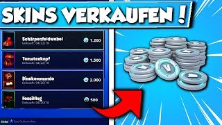 ENDLICH!❌SKINS SALE in FORTNITE !! 😱| GET YOUR V-Bucks!!