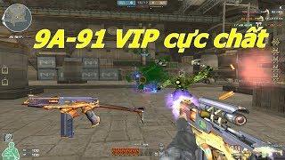 Súng VIP Tiếp Theo Về CFVN Bá Đạo Ra Sao ? - Tiền Zombie v4