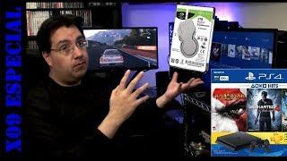 Un mejor disco duro interno para tu PS4