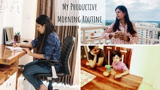 My Daily Productive Morning Routine
