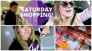 Saturday Shop & JUNGLE BOOK! 23rd April(Saturday shopping trip with Mike, Pic N Mixing to the max and watching The new Jungle Book movie! I'm vlogging every day in April SUBSCRIBE to see more ..., 2016-04-26T07:00:40.000Z)