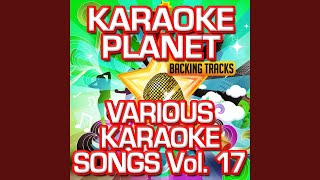 Find Your Wings (Karaoke Version With Background Vocals) (Originally Performed By Mark Harris)
