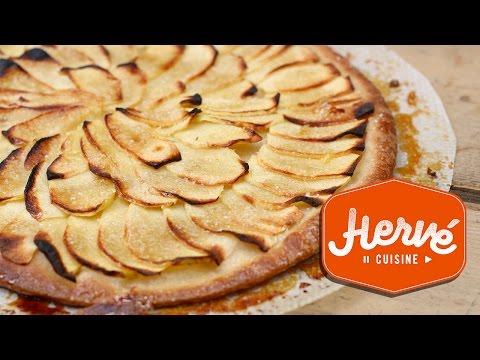 tarte-aux-pommes-4-ingrédients-en-30-minutes,-ça-déchire-!