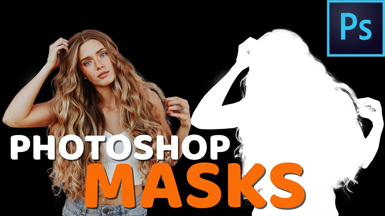 Photoshop Masks Tutorial   Pixel, Vector, Clipping, & Quick Masks Explained