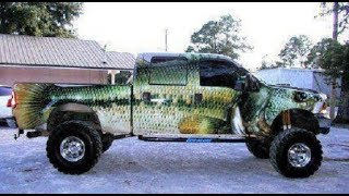 TRUCKS, FISHING, AND ????... What do you think?