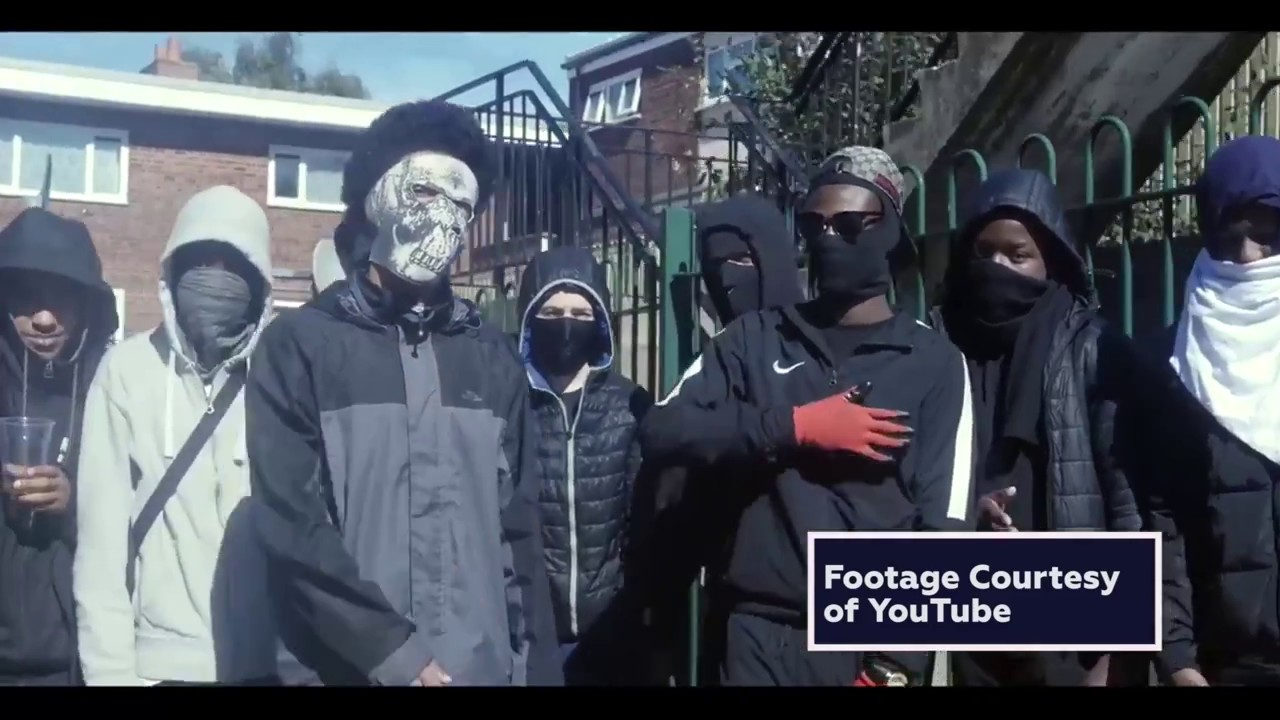 Gangs and Youth Violence in South of Birmingham? - Craig ...