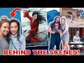 I Went Behind The Scenes On The Set Of Mulan !! (Live Action Disney Movie)