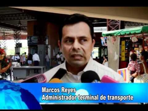 Terminal de transportes en arauca funcionando normalmente en esta navidad - Noticias CNC Arauca