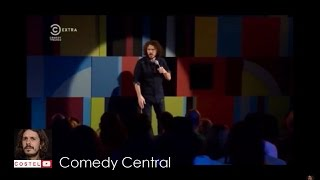 Costel Stand Up Night Comedy Central Extra