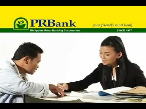 PR BANK - PR SAVINGS BANK Dito Pwede' Ka! The Philippine Resources Savings Banking Corporation