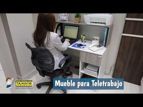 Mueble para Teletrabajo