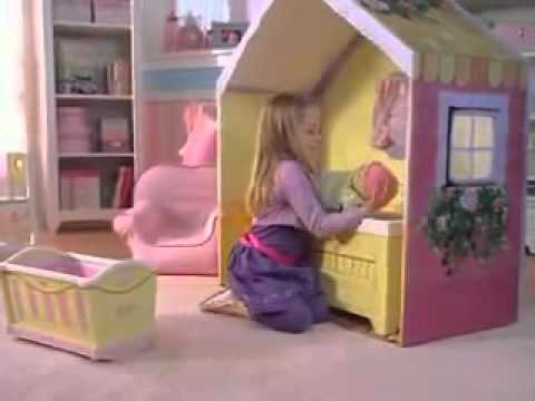 Hasbros Rose Petal Cottage Commercial 1 Youtube