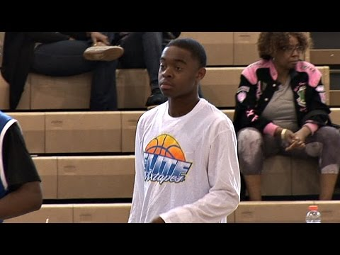 5'9 Damon Harge Has CRAZY Handles! Sophomore Year EliteMixtape