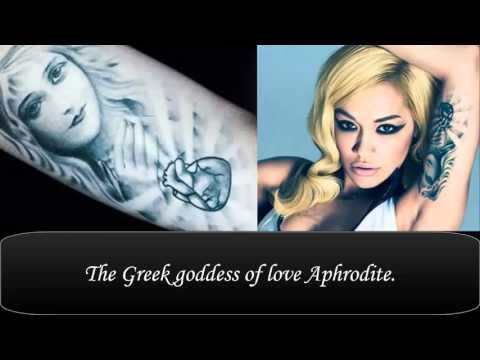 Rita Ora's Tattoos & Their Meanings
