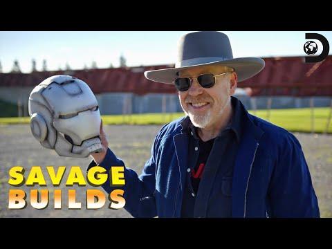 Is Adam Savage's Iron Man Suit Bulletproof? | Savage Builds