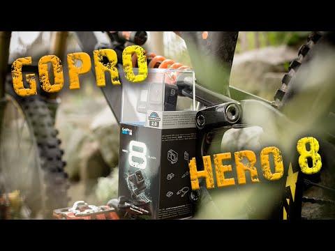 Gopro Hero 8 Black im Test l Review l Unboxing l Mountainbike l Equi-Check #3 - Supersmashbikes