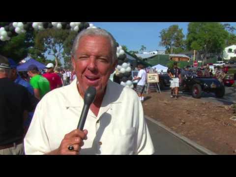 "Montecito Motor Classic - Interview with Barry Meguiar of ""Car Crazy"" - YTS Digital Films"