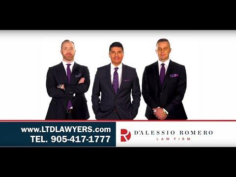 D'Alessio Romero Law Firm 2nd spot