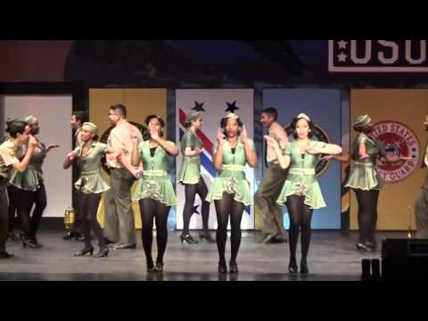 BOOGIE WOOGIE BUGLE BOY OF COMPANY B • CENTRAL ISLIP SHOW CHOIR