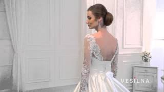 Свадебные платья VESILNA™ модель 2042