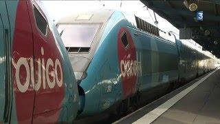 SNCF : les trains Ouigo arrivent à Nantes