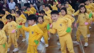 Publication Date: 2017-03-15 | Video Title: 苏浙幼儿园K2G 2017年3月15日 体操表演