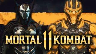 Mortal Kombat 11 Data-mined 19 DLC Characters Explination!