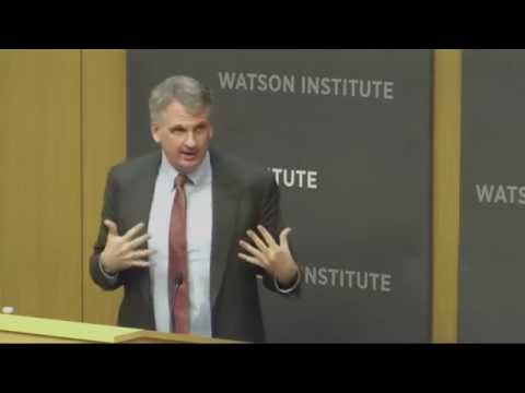 Timothy Snyder ─ Ukraine: Democracy at the Edge
