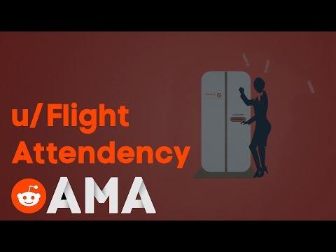 u/FlightAttendency:  Reddit Ask Me Anything