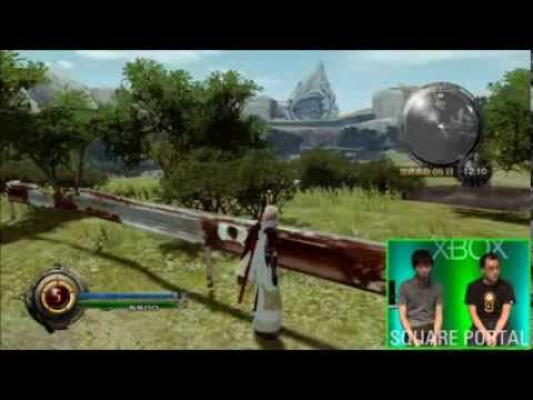 Lightning Returns Final Fantasy Xiii Wildlands Demo