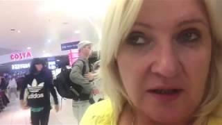 Бирмингемский аэропорт и вот - отпуск! Болгария...