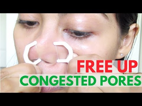 HOW TO: Unclog Pores on Nose 👃🏽