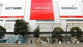 Former Oracle Employee Sues the Company, Shares Decline