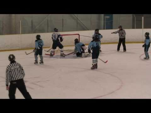 "#24 Goal 20110107 Cumberland Junior Grads 1997 Minor Bantam ""AA"" Hockey Team 2010-11 Season"