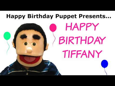 Happy Birthday Tiffany - Funny Birthday Song