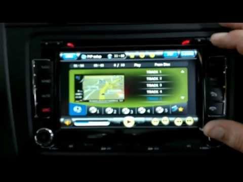 Vw Golf VI  Multimedia Lm 8904 Dousissound Car audio