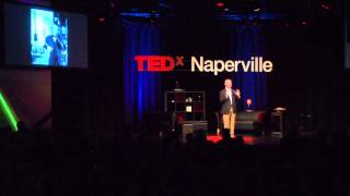 The energy manhattan project that will change everything | Jeff Chamberlain | TEDxNaperville