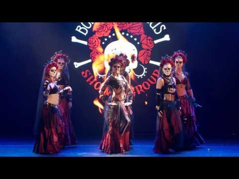 Bohemian Circus, Tribal Universe Festival 2015
