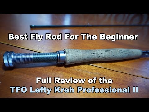 TFO Lefty Kreh Professional 2 - Review After Using It For Many Years! - McFly Angler Reviews