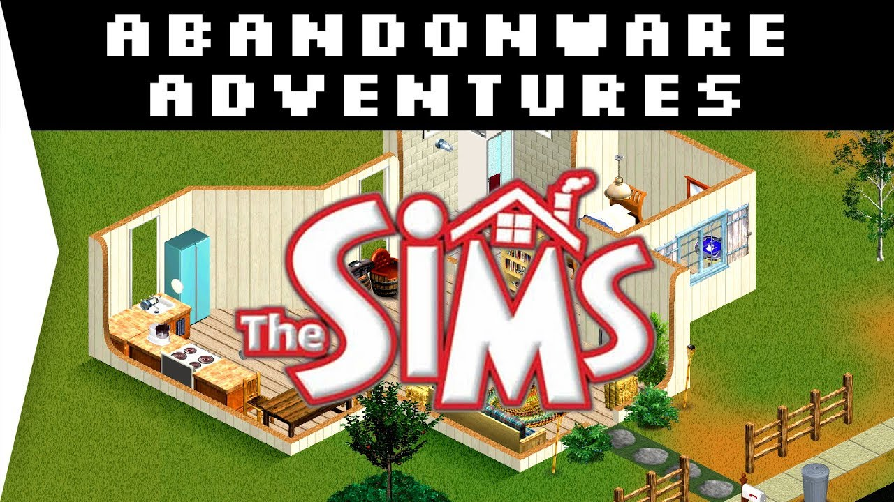 The Sims 1 HD ► Nostalgic 1080p Widescreen Gameplay on Windows 10! -  [Abandonware Adventures]