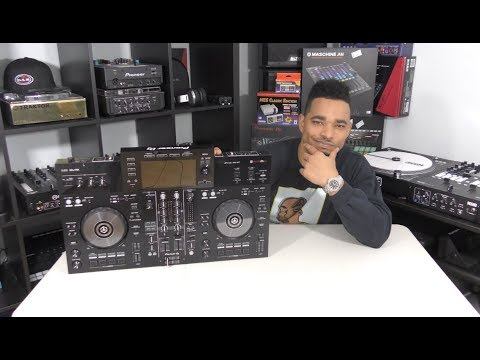 Pioneer DJ XDJ-RR All-In-One DJ System Review